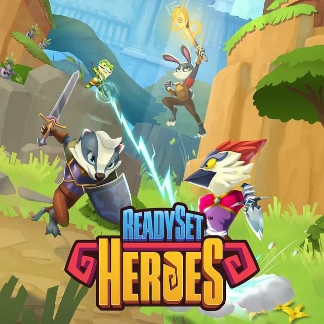 ReadySet Heroes