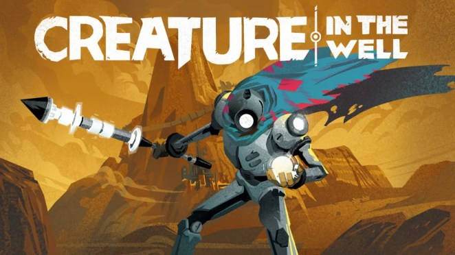 Creature in the Well Key Art