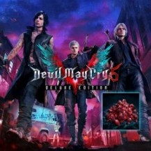 Devil May Cry 5 Deluxe Edition (with Red Orbs)
