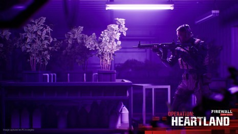 Firewall Zero Hour - Operation: Heartland on PS4