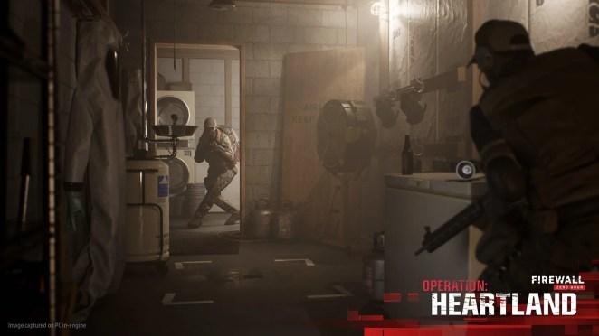 Firewall Zero Hour - Operation: Heartland