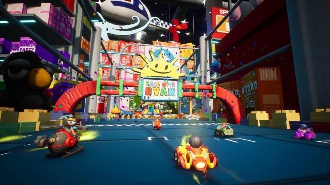 Next Week on Xbox: Neue Spiele vom 29. Oktober bis 1. November: Rennen mit Ryan