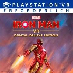 Marvel's Iron Man VR Digital Deluxe Edition Digital Pre-Order