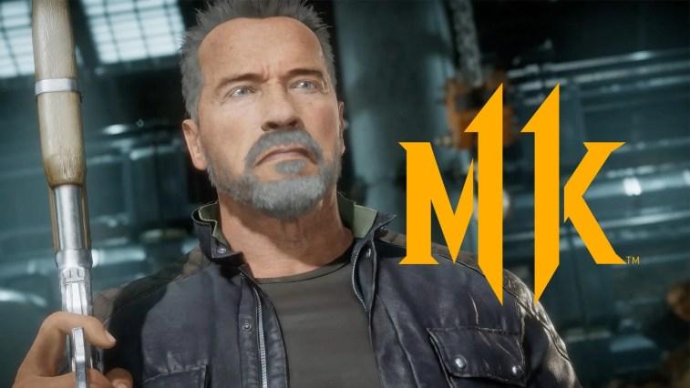 Terminator Gameplay Revealed For Mortal Kombat 11 New