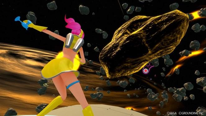 Space Channel 5: Kinda Funky News Flash!