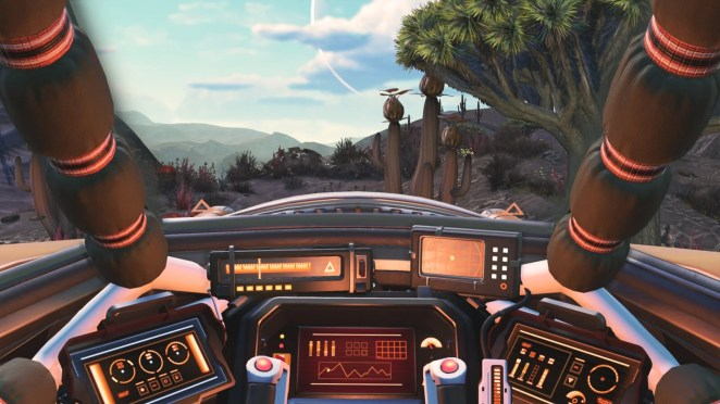 No Man's Sky: Beyond - Synthesis update