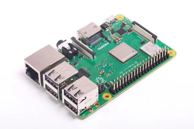 Raspberry Pi 3b+ Ports