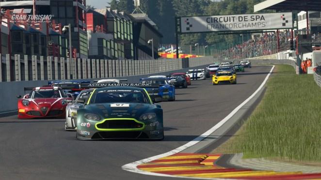 GT Sport - World Championships Monaco