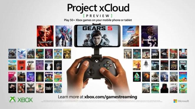 Project XCloud Hero Image