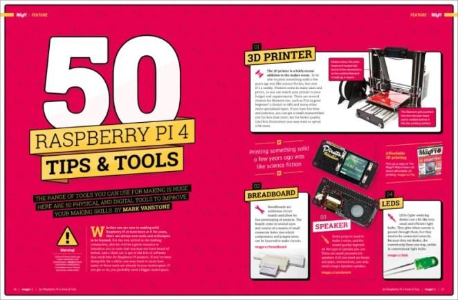 50 Raspberry Pi 4 tips & tools