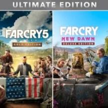 Far Cry® 5 + Far Cry® New Dawn Ultimate Edition