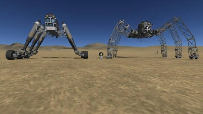 Kerbal Space Program on PS4