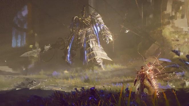Babylon's Fall on PS4