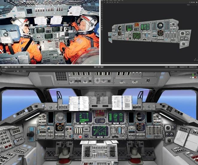 Shuttle Commander on PS4