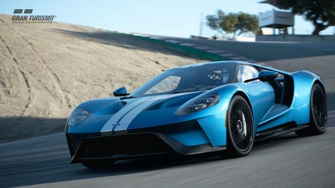 Gran Turismo Sport: Ford GT '1