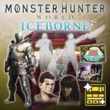 Monster Hunter World: Iceborne Luxus-Ausrüstung