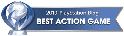 PS Blog Game of the Year 2019 - Best Action Game - 1 - Platinum