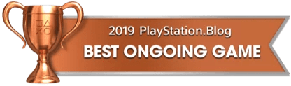PS Blog Game of the Year 2019 - Best Ongoing Game - 4 - Bronze