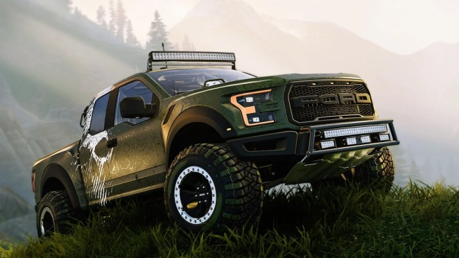 The Crew 2 on PS4
