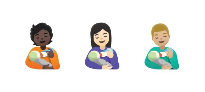 Bottle Feeding emoji