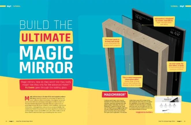 Build the ultimate Magic Mirror