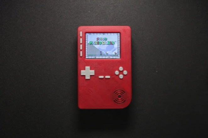 PiGRRL 2: Make your own handheld games console with a case and parts you print yourself