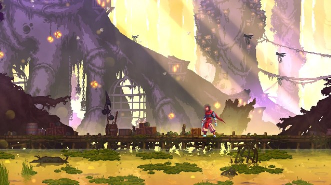 Dead Cells - The Bad Seed DLC