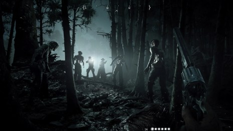 Hunt: Showdown on PS4