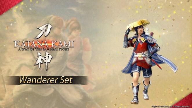 Katana Kami: A Way of the Samurai Story