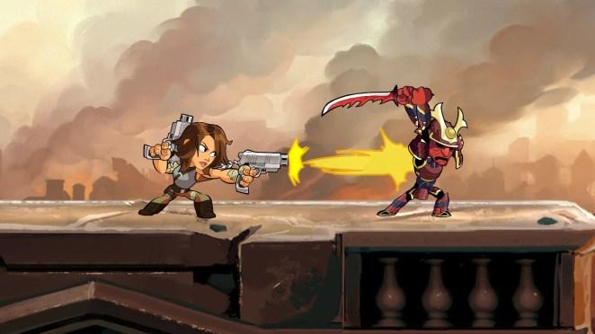 Brawlhalla - Lara Croft