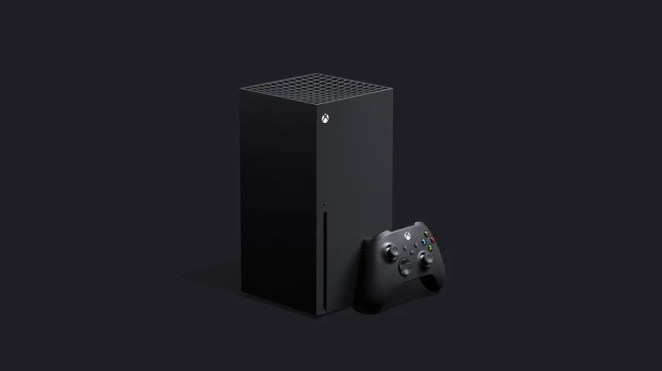 Xbox Series X Hero image