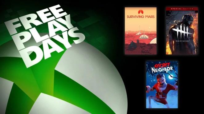 Free Play Days - February 6