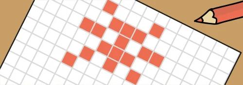 pixel art (illustration)