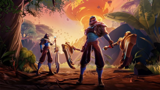 Dauntless - Scorched Earth on PS4