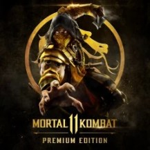 Mortal Kombat 11 Premium-Edition