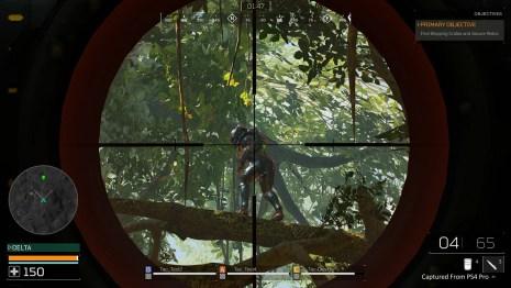 Predator on PS4
