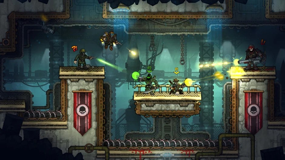 Rougelite Action Platformer Fury Unleashed Coming To Xbox One May