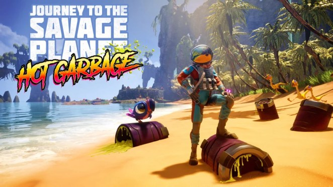 This Week on Xbox: Neue Spiele vom 13. bis 17. April: Journey to the Savage Planet: Hot Garbage