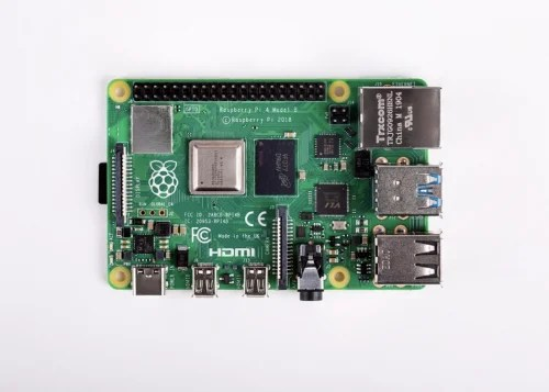 The Raspberry Pi 4, Model B