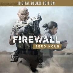 Firewall Zero Hour™ Digital Deluxe Edition
