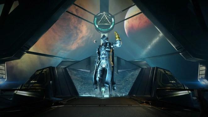 Warframe: The Deadlock Protocol on PS4