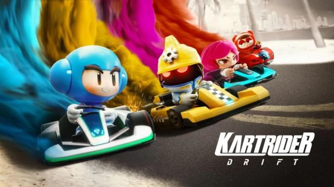 KartRider: Drift Key Art