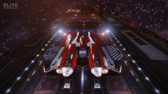 Elite Dangerous - Fleet Carriers