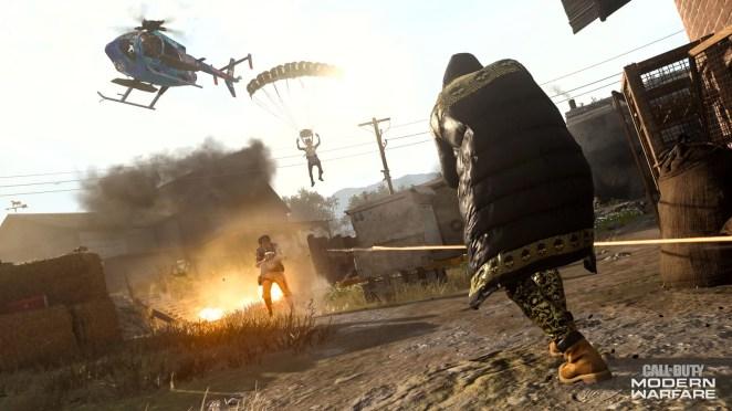 Call of Duty Modern Warfare Season 4 Reloaded