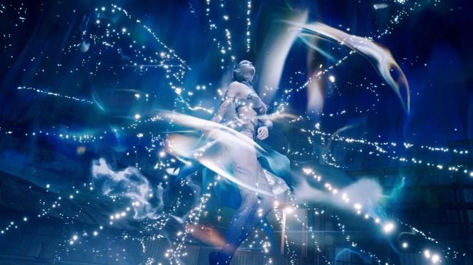 Final Fantasy VII Remake - Shiva - Diamond Dust