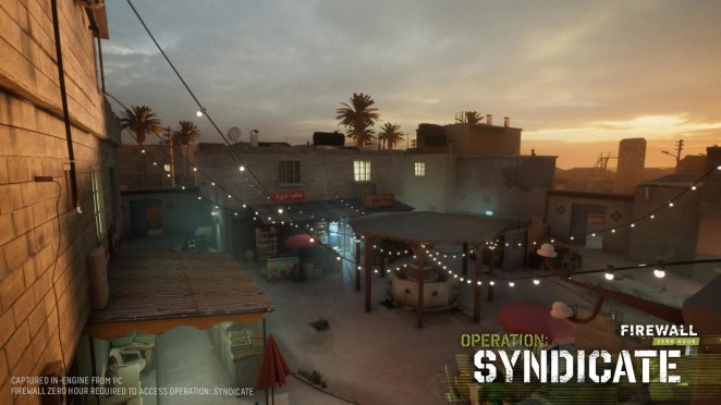 Firewall Zero Hour - Operation Syndicate