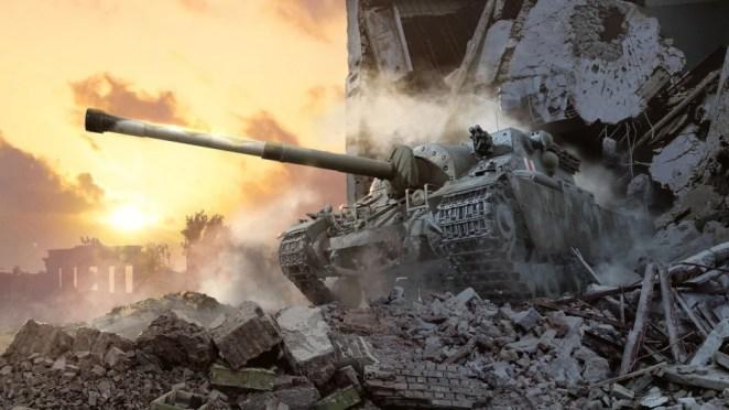 World of Tanks: Valor - DDAY - Hero