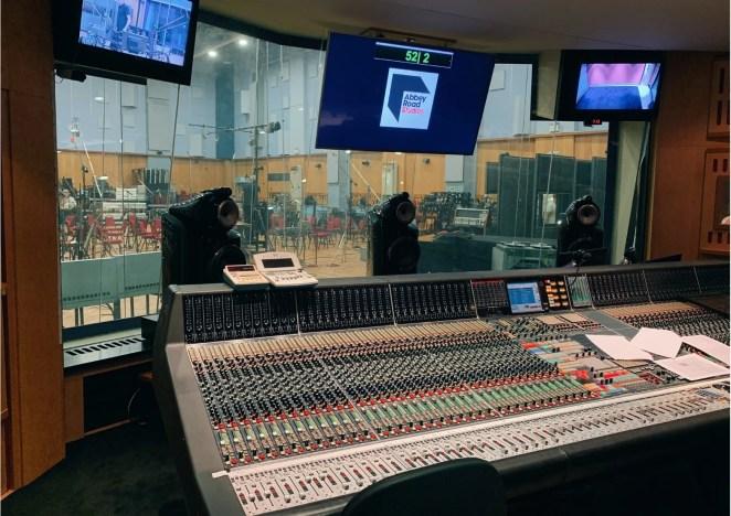 Ghost of Tsushima score - Abbey Road