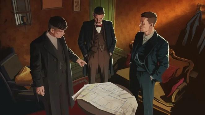 Next Week on Xbox: Neue Spiele vom 17. bis 21. August: Peaky Blinders: Mastermind
