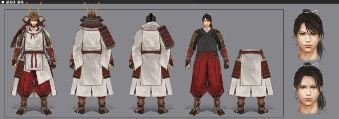 Nioh 2: The Tengu's Disciple